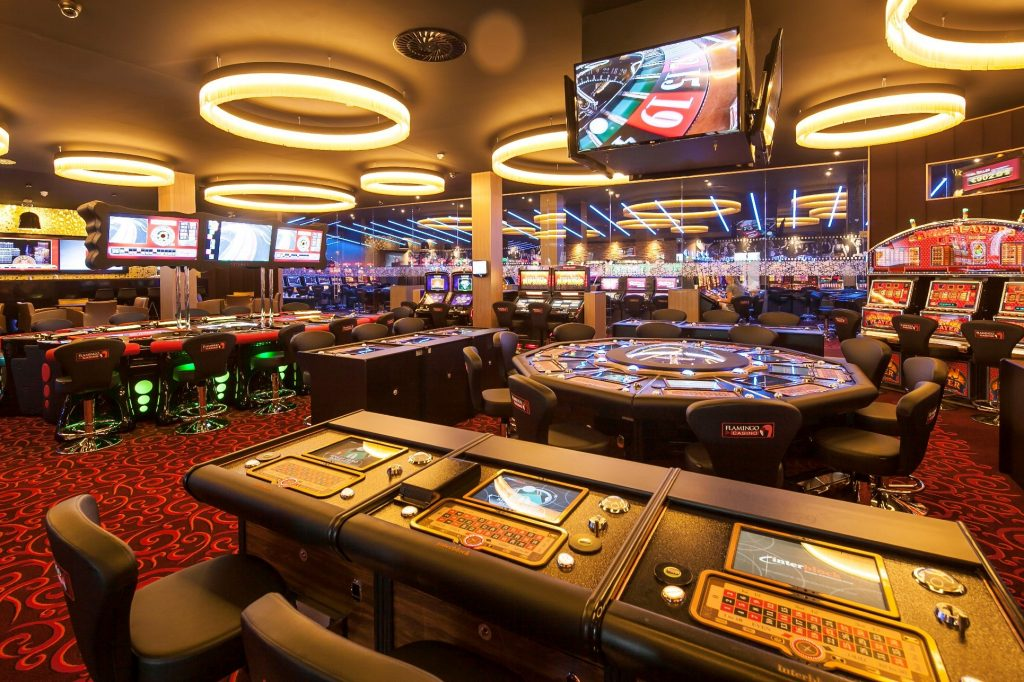 Is There Really Luck at Casino?